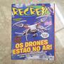 Revista Recreio 780 19/2/2015 Os Drones Estão No Ar
