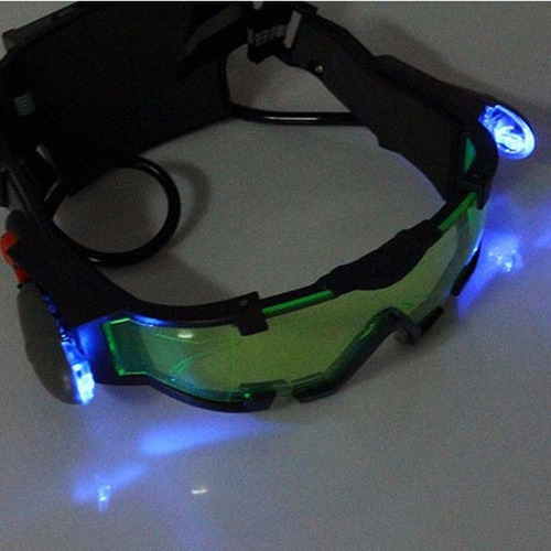 67fa7c8cf9ee6 Comprar Óculos Visão Noturna Flip-out Ciclismo Caça - Pronta Entrega -  Apenas R  150