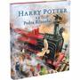 Livro Harry Potter E Pedra Filosofal Ilustrado (capa Dura)