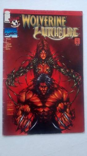Hq - Gibi - Wolverine Hitchblade Original