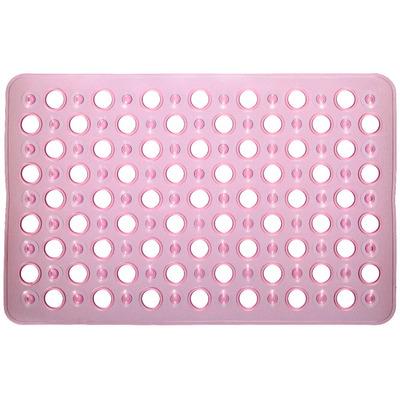 Tapete Antiderrapante Para Banheiro Box Rosa - Corttex em Paulínia
