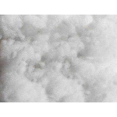Fibra de silicone enchimento pel cias almofadas siliconada - Fibra hueca siliconada ...