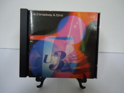 Cd Us3 Broadway & 52nd - Estojo Novo Original