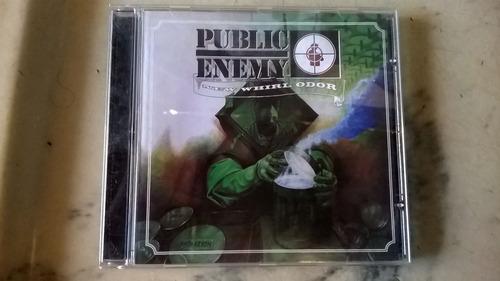 Cd  Public Enemy - New Whirl Odor Original