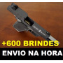Projeto Arma De Papel M4 Ak47 Sniper Airsoft Paintball Brind