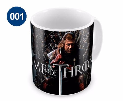Caneca de Porcelana Game Of Thrones