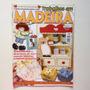 Revista Trabalhos Em Madeira Porta retrato Mini Baú Bb312