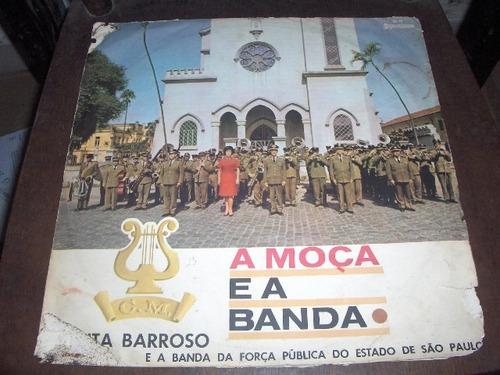 Lp Anita Barroso A Moça E A Banda Original