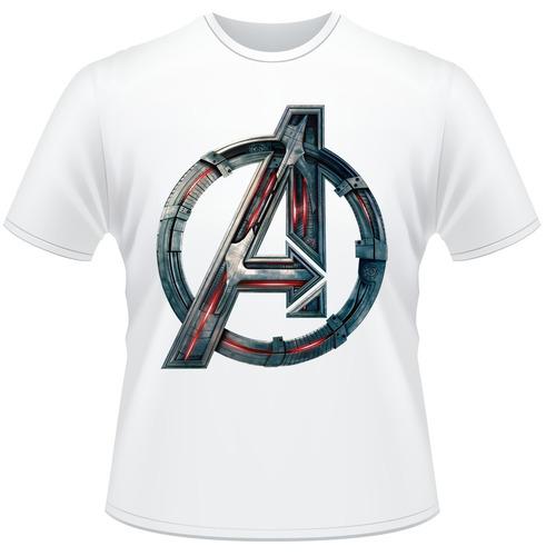Camisa Avengers
