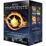 Box Divergente Insurgente Convergente Quatro ( 4 Livros)