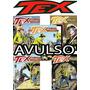 Revista Tex Edições Coleção Comics Avulso!