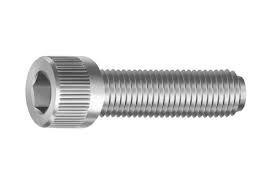 Parafuso Allen Inox Com Cabeça Cilindrica M6 X 40mm 10 Peças