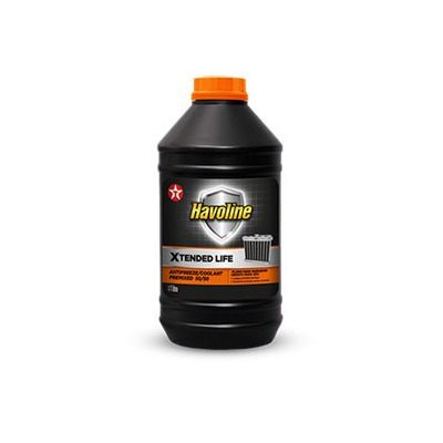 havoline xtended life antifreeze coolant 50 50 aditivo r. Black Bedroom Furniture Sets. Home Design Ideas