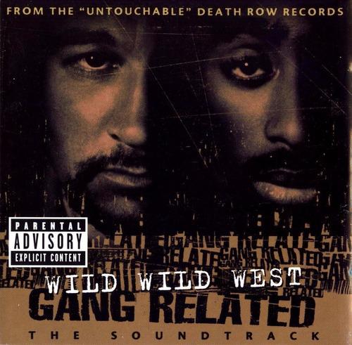 Cd Lacrado Importado Duplo Gang Related The Soundtrack 1997 Original