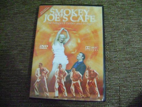 Dvd  Smokey Joe´s Cafe  The Songs Of Leiber And Stoller Original