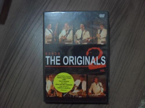 Dvd Banda The Originals  Vol.2  Produto Lacrado