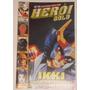 Revista Herói Gold Nº 38 Cdz, Godzilla, Quarteto Fantástic