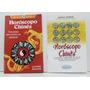 2 Livros Horóscopo Chinês astrologia signos ótimo Estado