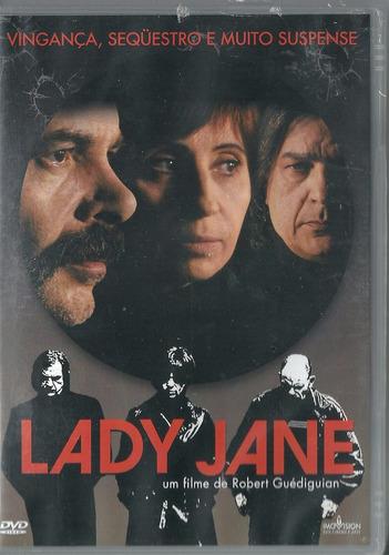 Dvd Lady Jane -  Robert Guediguian (novo Lacrado) Original