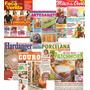 7 Revista Artesanato Patchwork Couro E Mais Arte