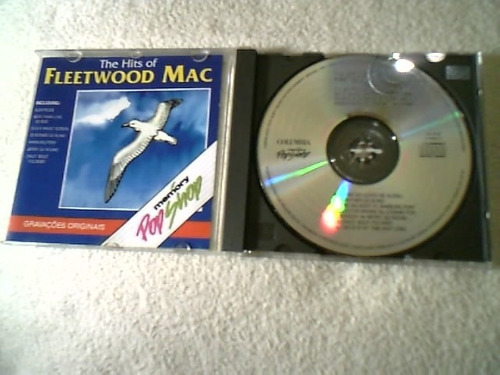 Cd Original   ( The Very Best Of Fleetwood Mac )  Impecável