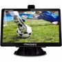 Gps Automotivo Aquarius 4.3 Tv Digital Com Nota Fiscal