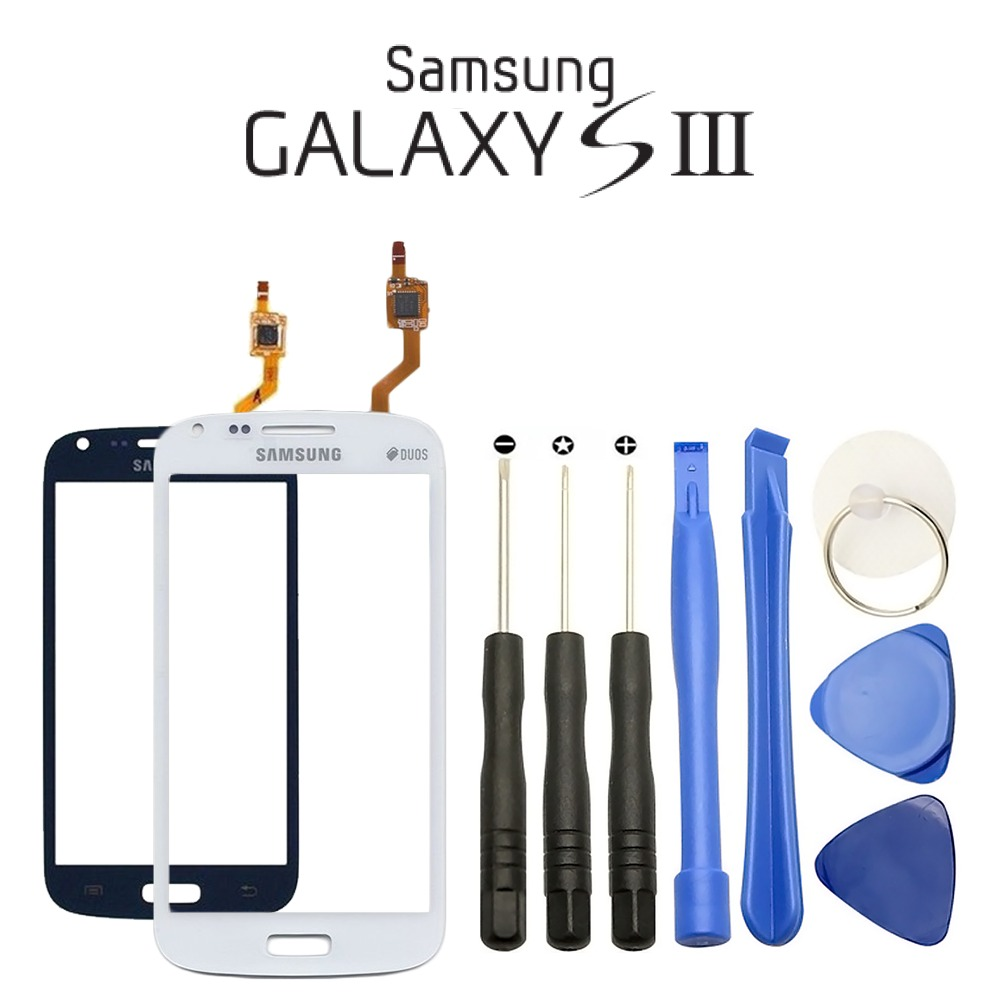 Touch Samsung Galaxy S3 Duos Gt I8262b I8262 Tela Vidro