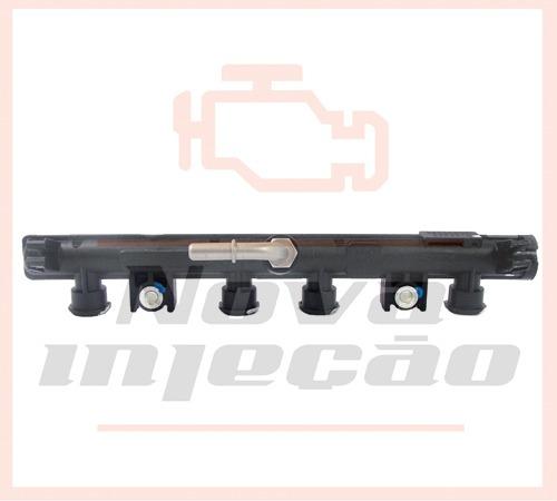 Flauta De Combustivel Fiat Uno Fire Evo 1.0 Flex 55228295 Original
