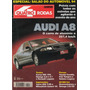 Quatro Rodas Nº411 Audi A8 Corsa Gsi Omega Cd Laguna Galant