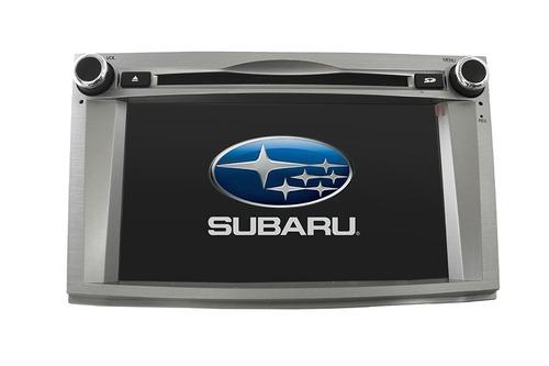 Central Multimidia Subaru Legacy Outback 10-13 Nova Promoção
