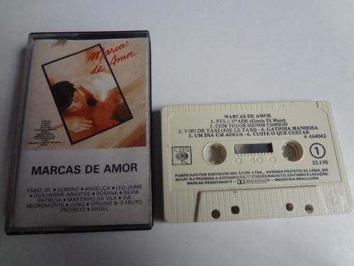 Fita Cassete Marcas De Amor Original