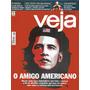 Revista Veja Dezembro 2014 O Amigo Americano Cuba América.