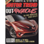 Motor Trend Abr/1997 Oldsmobile Intrigue Camry Nissan Maxima