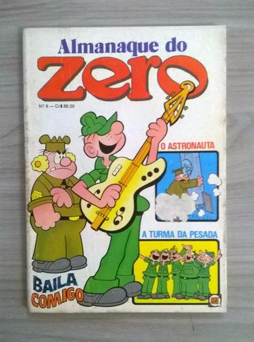 Almanaque Do Zero Nº 8