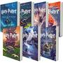 Conjunto De Livros Harry Potter Brinde Vira Tempo