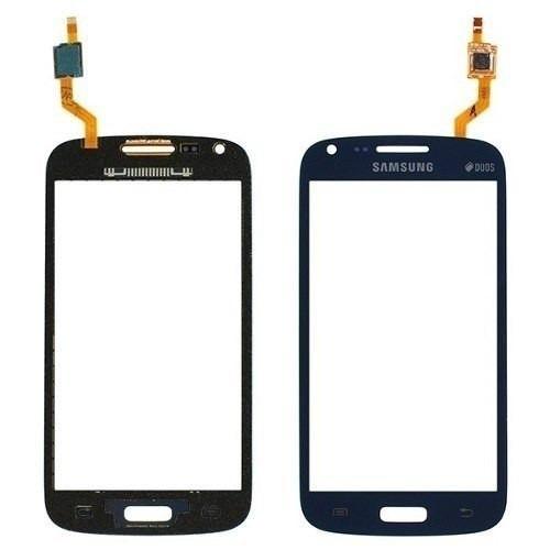 Tela Touch 8262b I8262 Samsung Galaxy S3 Duos Azul Original