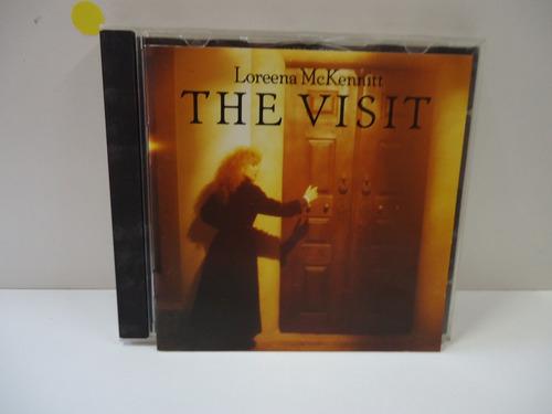 Cd Loreena Mckennit- The Visit - By Trekus Vintage Original