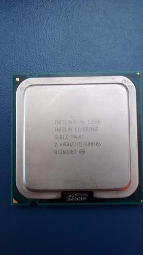 Processador Intel Celeron 775 06 E3400