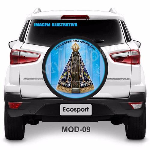 Capa Estepe Ecosport 205x50x17 Nossa Senhora Aparecida M-09