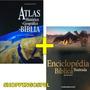 Kit Sbb Atlas Da Bíblia Enciclopédia Bíblica Ilustrada