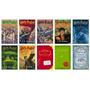 Harry Potter 10 Livros Brinde