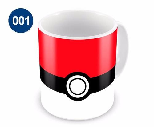 Comprar Caneca de Porcelana Pokemon