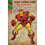 Hq Coleção Histórica Marvel Homem De Ferro #03