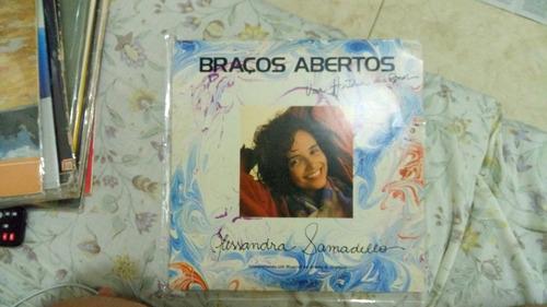 Lp Vinil Gospel Alessandra Samadello - Braços Abertos