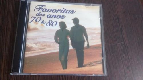Coleção Com 5 Cd's Dos Favoritos Dos Anos 70 E 80 Original