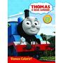 Livro Disney Vamos Colorir Thomas E Seus Amigos
