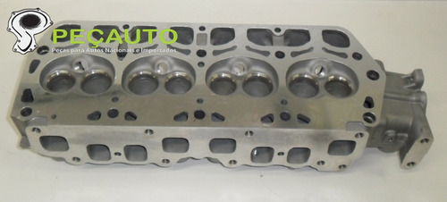 Cabeçote Novo Para Empilhadeira 2.2 8v Motor Toyota 4y Original