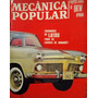 Revista Mecânica Popular Maio De 1963 Aero Willys