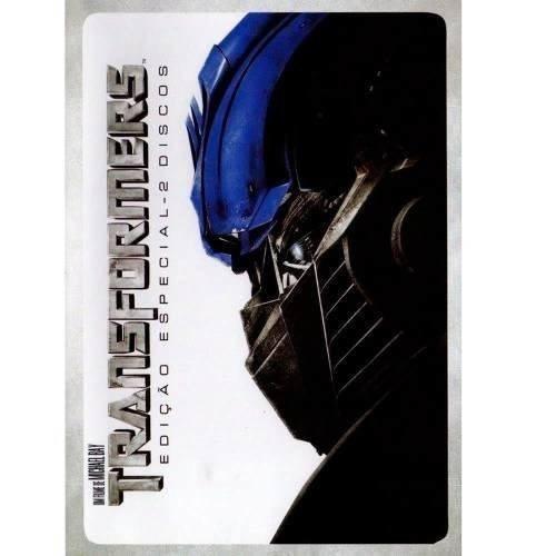 Dvd Transformers Ediçao Especial 2 Discos - Otímo Estado Original