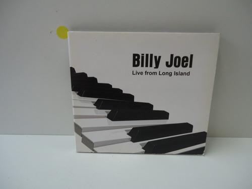 Cd  Billy Joel - Live From Long Island - By Trekus Vintage Original